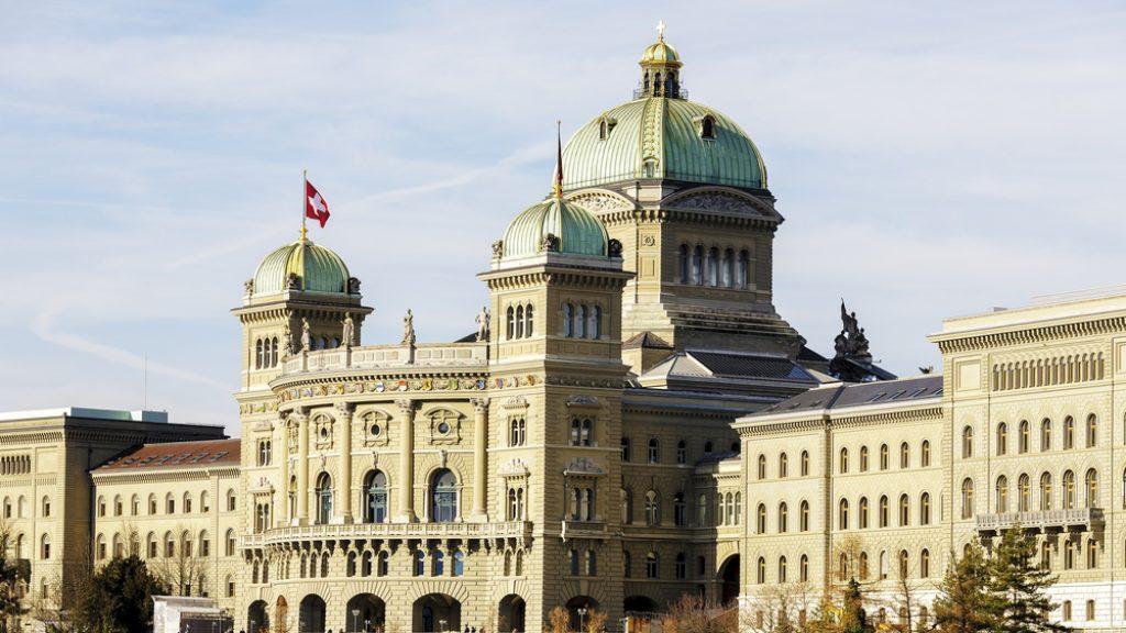 İsviçre Blockchain'i federal kanuna hazırlıyor