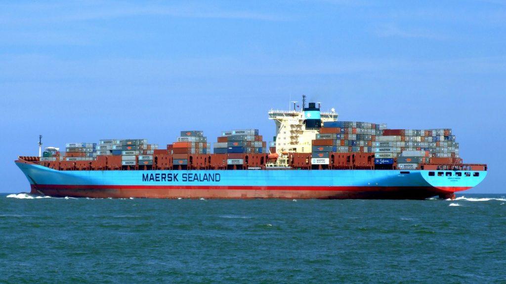 Deniz taşımacılığı devi Maersk sigortayı Blockchain'e taşıdı
