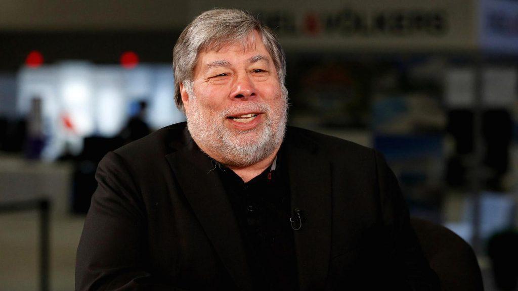 Steve Wozniak, Ethereum'u Apple'a benzetti
