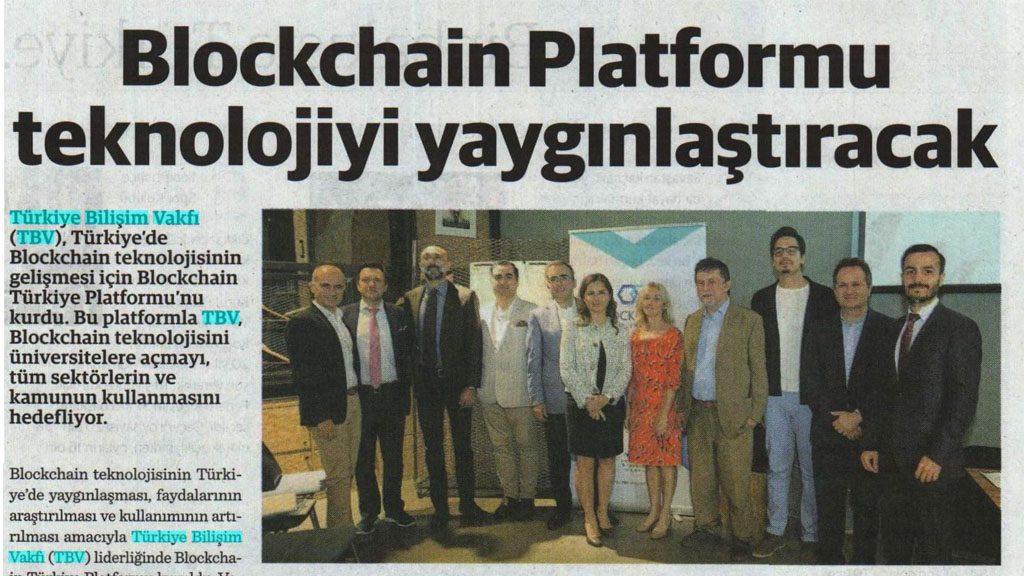 Blockchain Platformu teknolojiyi yaygınlaştıracak