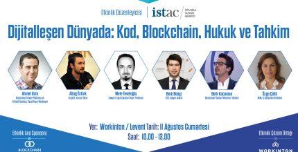 Dijitalleşen Dünyada: Kod, Blockchain, Hukuk ve Tahkim