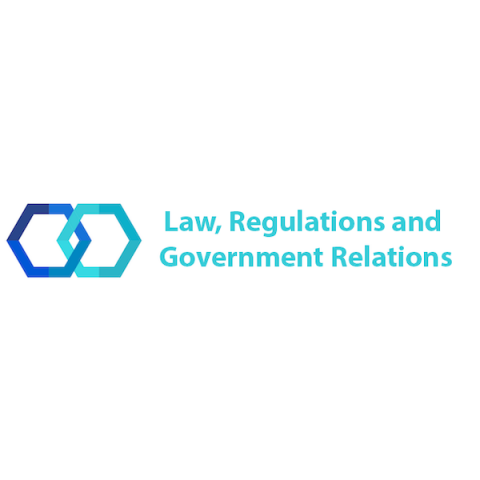 Law, Regulations and Government Relations