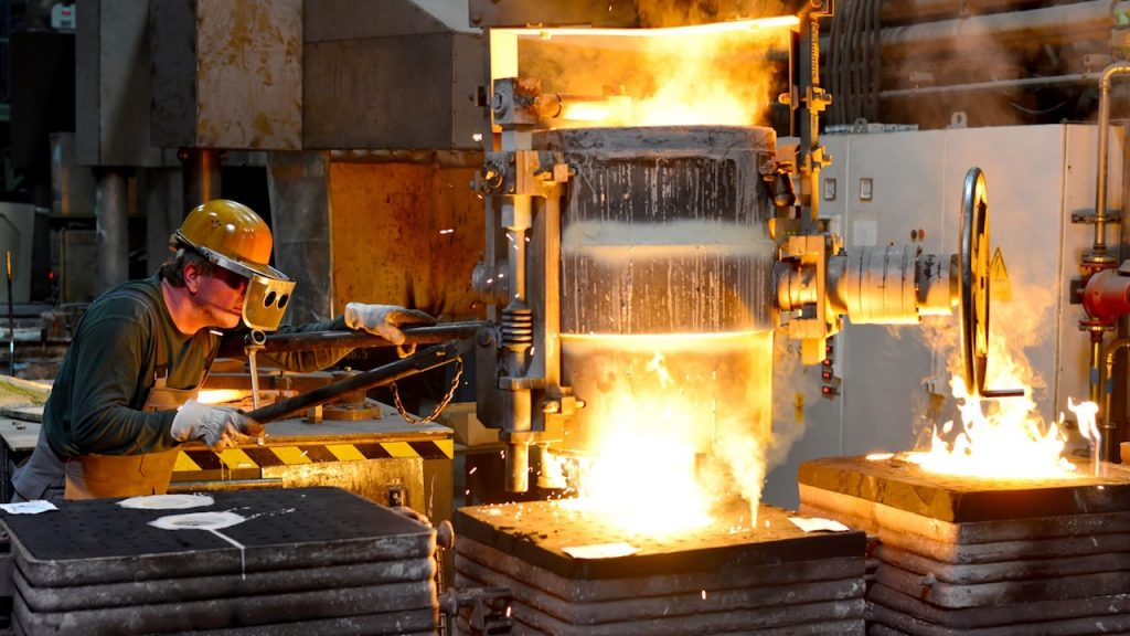 Blockchain 4 adımda madencilik ve metal endüstrisini dönüştürebilir