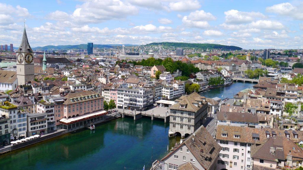 Blockchain girişimleri İsviçre'ye akın ediyor