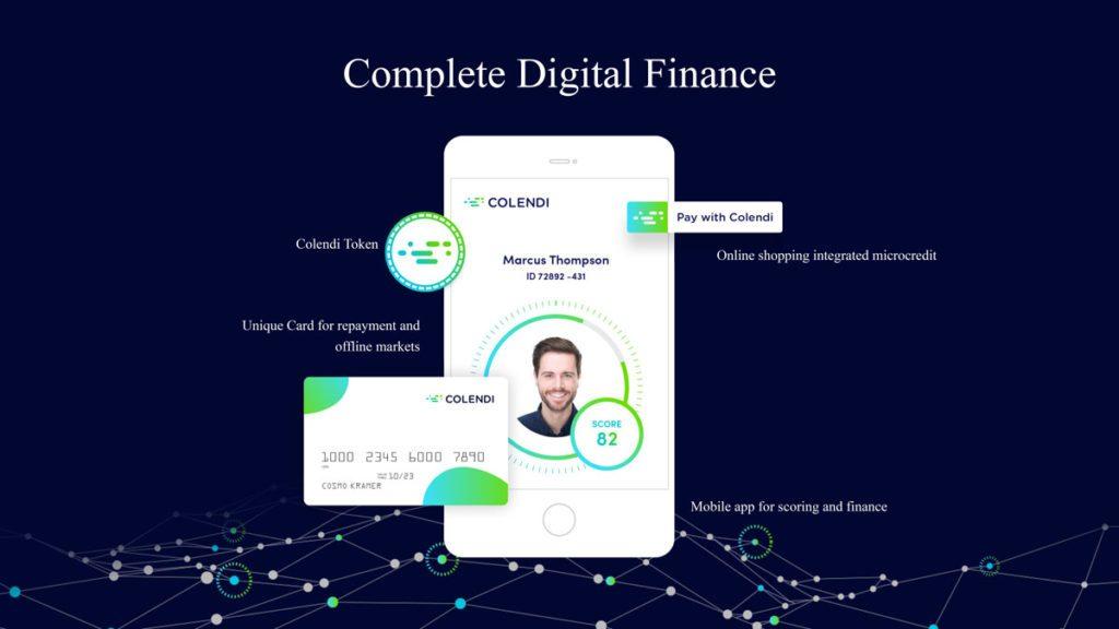 Blockchain girişimi Colendi'ye 2,5 milyon dolar yatırım