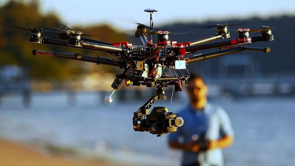 IBM, drone'ları denetlemek için Blockchain kullanacak