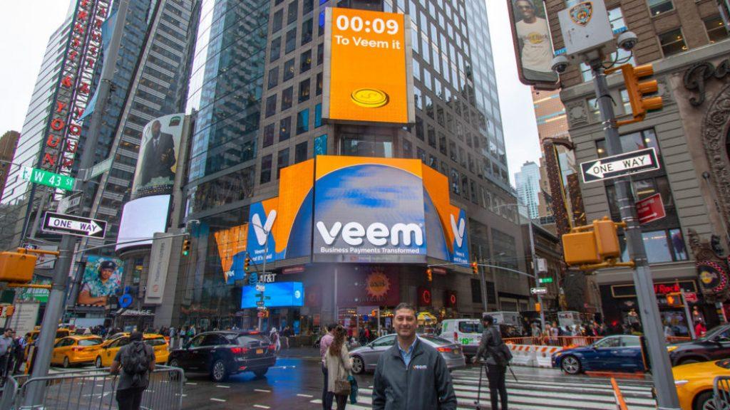 Blockchain girişimi Veem 25 milyon dolarlık yatırım aldı