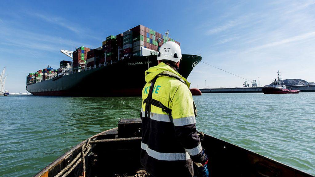 Avrupa'nın en büyük nakliye limanında Blockchain kullanılacak