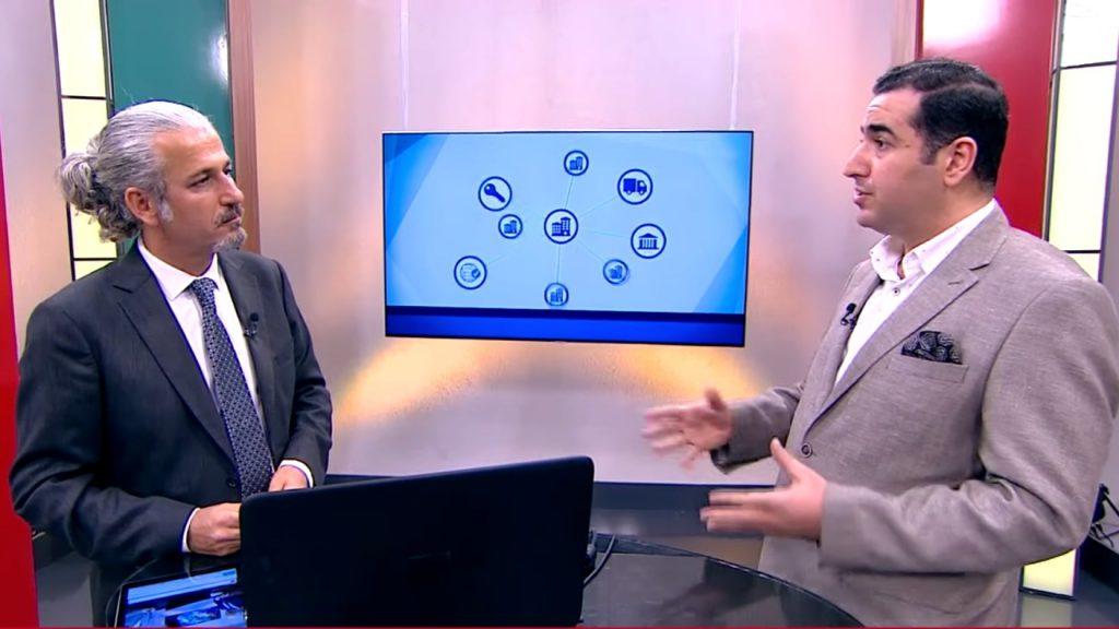 Ahmet Usta, Business HT'de Blockchain teknolojisini anlattı