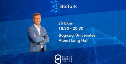 """""""Blockchain Talks"""" sektör buluşmaları her ay Boğaziçi Üniversitesi'nde"""