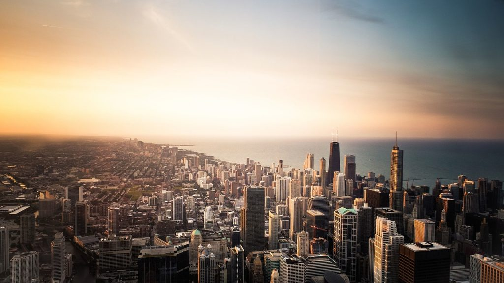 Chicago'nun gündeminde Blockchain var