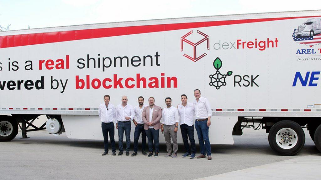 Karayolu taşımacılığında Blockchain dönemi