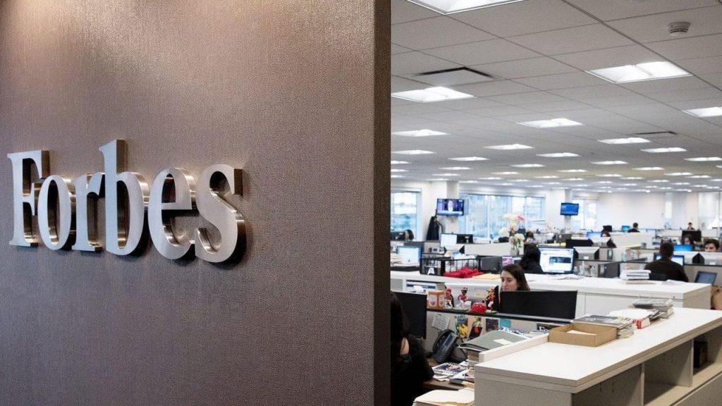 Forbes içeriği Blockchain'e taşıyor