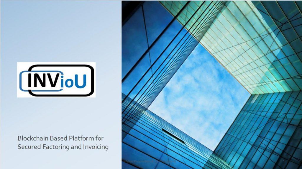 Blockchain girişimi INVioU  300 bin dolarlık fon topladı