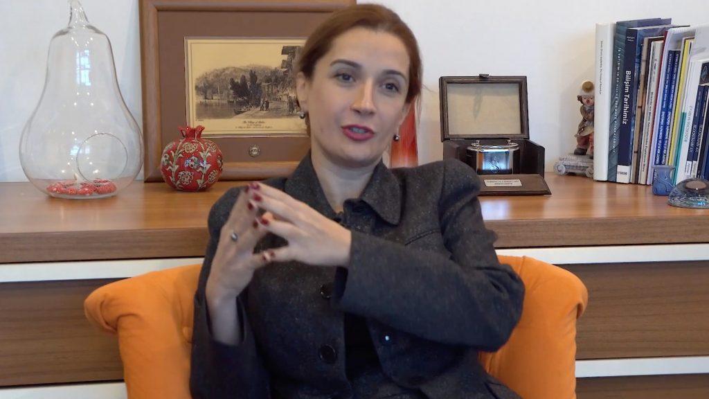 Video Röportaj: Dilnişin Bayel – Accenture Türkiye Genel Müdürü
