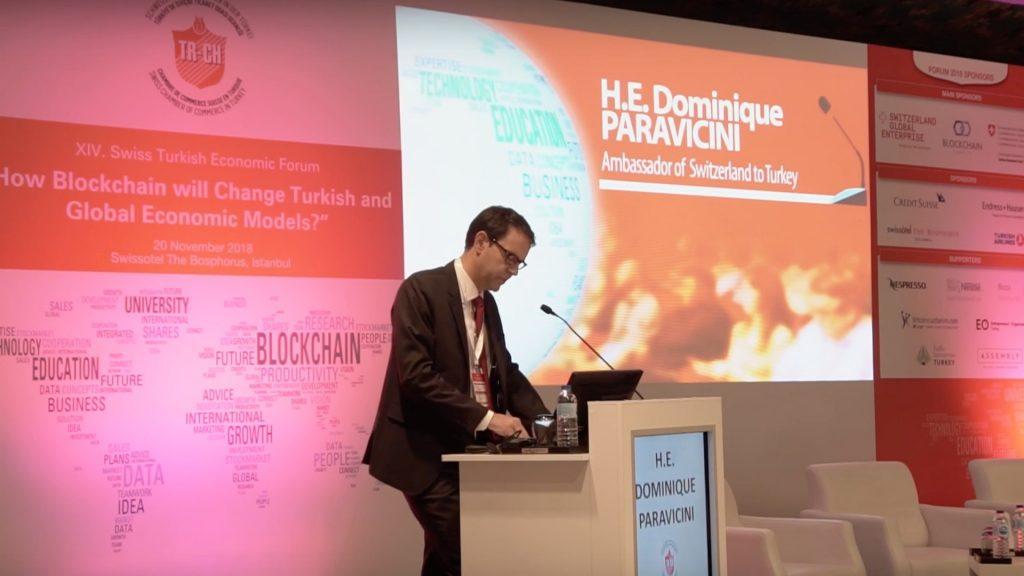 XIV. Türkiye İsviçre Ekonomik Forumu Özeti