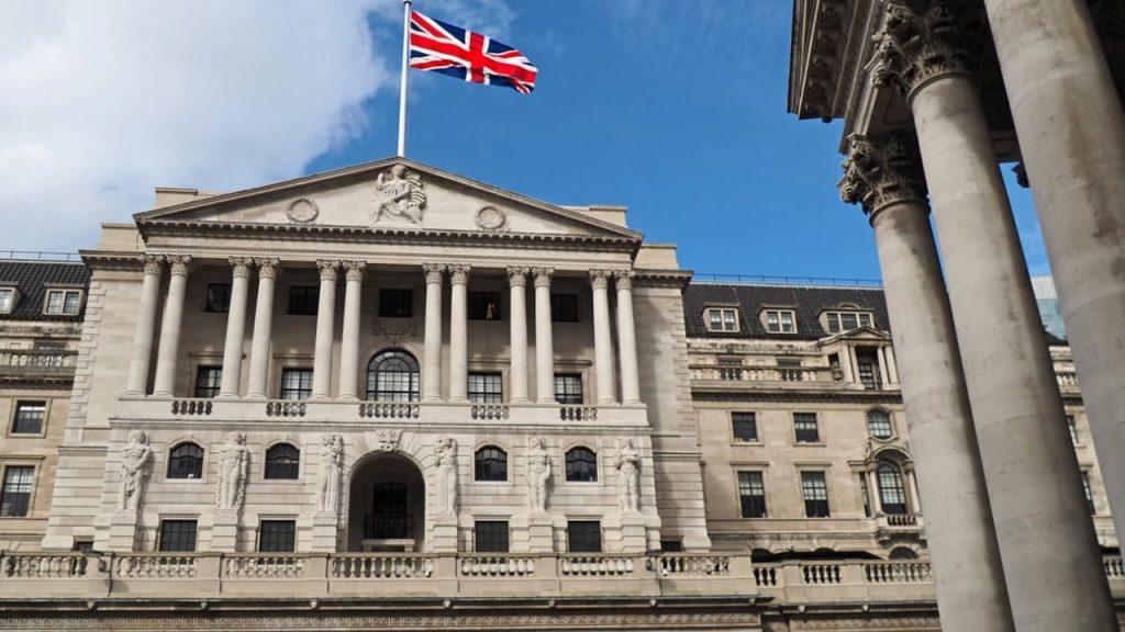 Bank of England Blockchain anketi yaptı