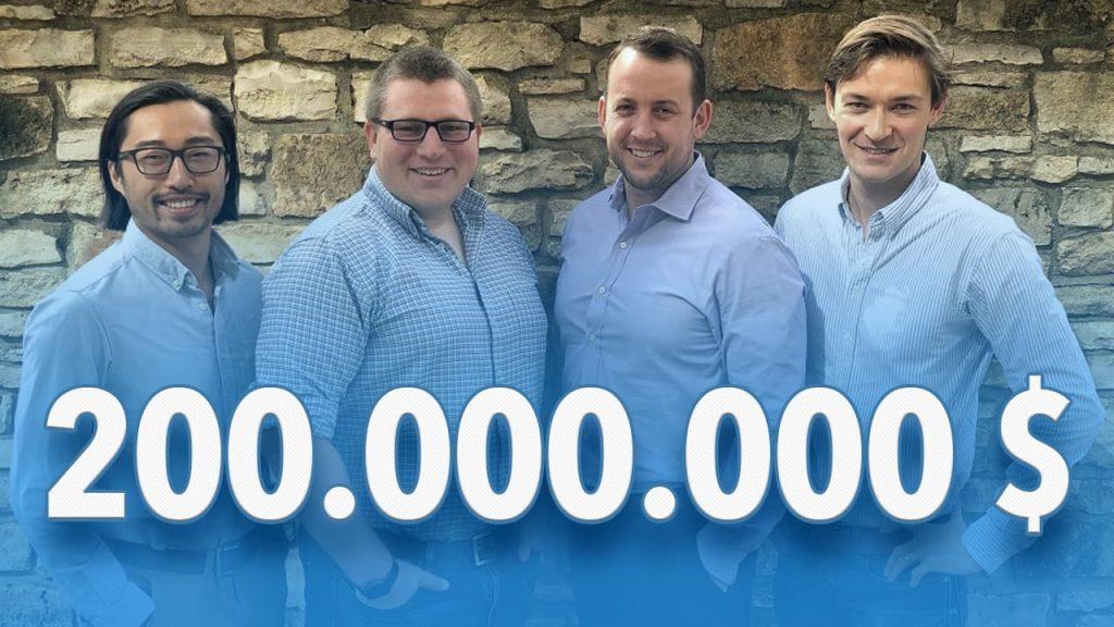 Johnston'dan 200 milyon dolarlık büyüme sermayesi
