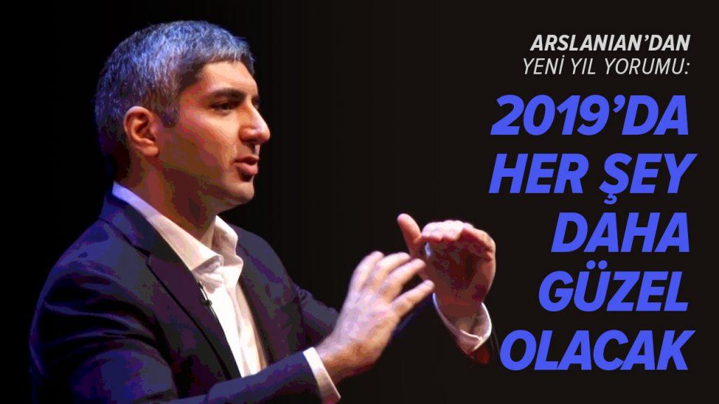 Henri Arslanian yeni yıldan umutlu