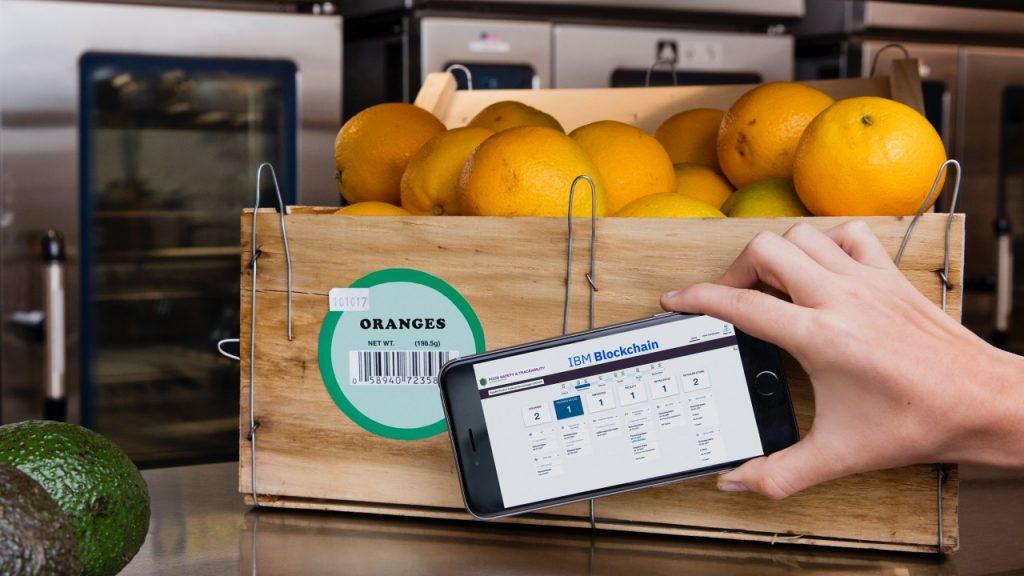 Blockchain'in gıda endüstrisini yeniden kurgulamadaki benzersiz rolü