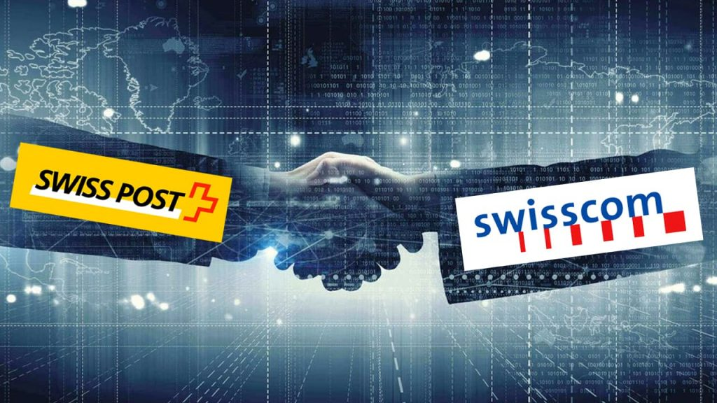 Swiss Post ve Swisscom'dan yeni Blockchain platformu