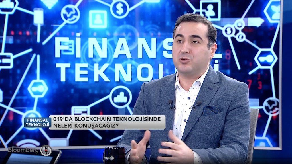 """""""Türkiye'yi blockchain konusunda merkez haline getirmek istiyoruz"""""""