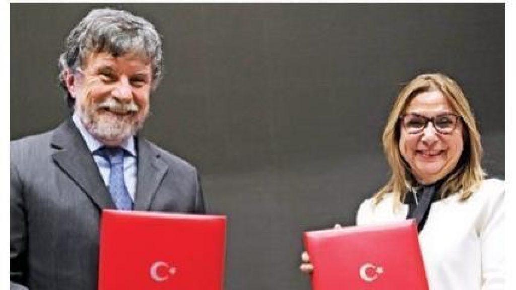 Kamuda blokzincir anlaşması imzalandı