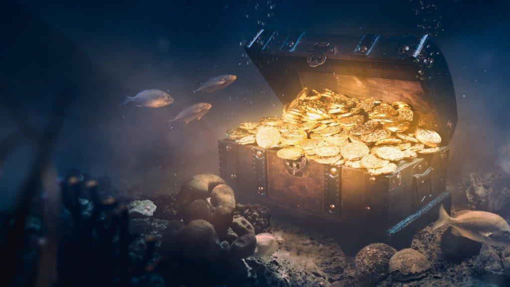 Deniz altındaki hazineler Blockchain'de tutulacak