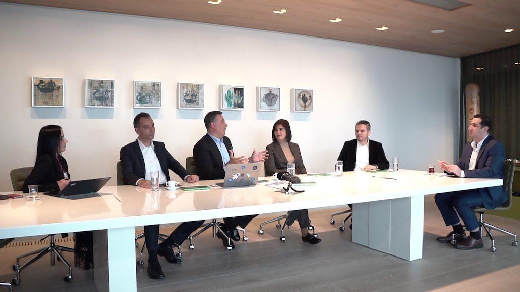 Blockchain Ticaret Platformu (BTP) Yuvarlak Masa Toplantısı