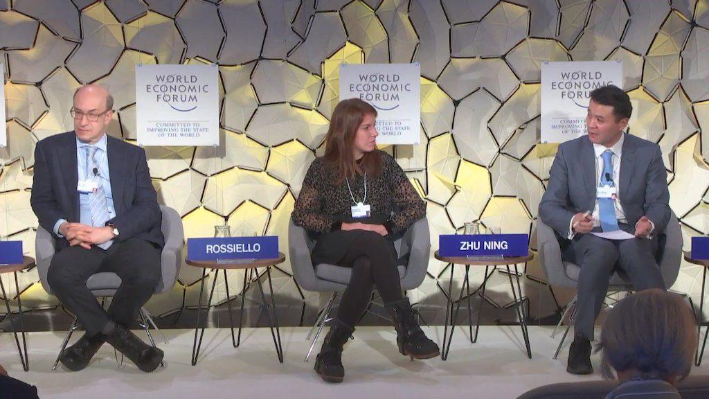 """Davos 2019 Oturumu: """"Sürdürülebilir bir Kripto-Mimari kurmak"""""""
