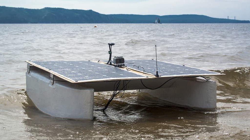 Blockchain yazılımlı dronelar nehir suyu kirlenmelerini ölçecek