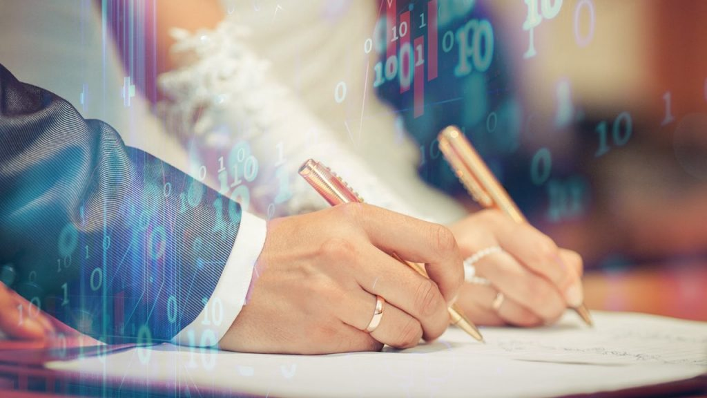 Ethereum üzerindeki evlilik cüzdanları tartışılıyor