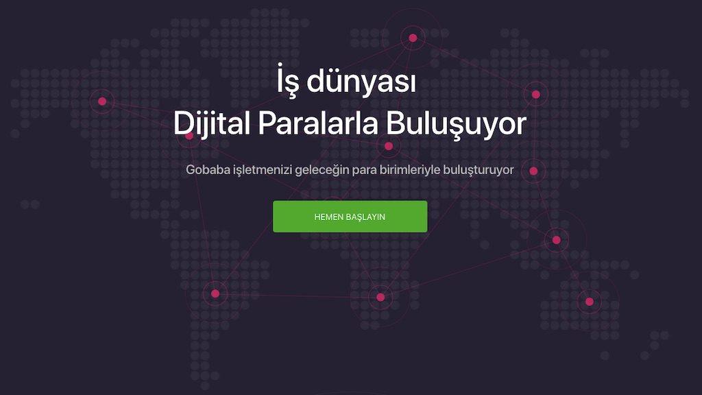Kripto para çözümleri odaklı Türk girişimi: Gobaba
