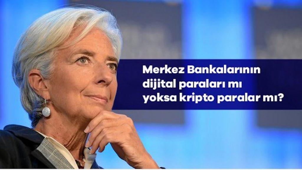 Merkez bankalarının dijital paraları mı yoksa kripto paralar mı?
