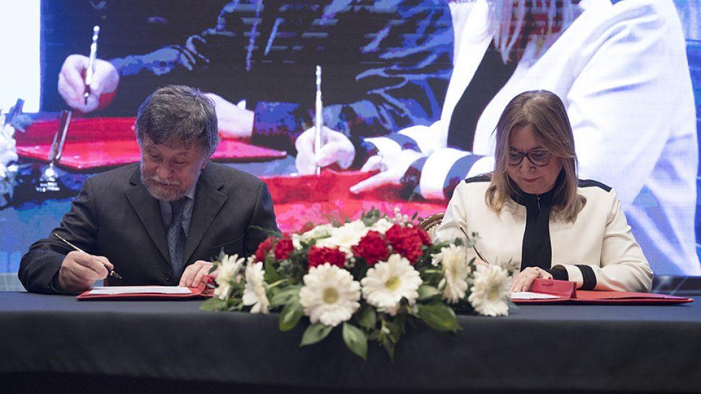 Ticaret Bakanlığı ve BCTR arasında iş birliği sağlandı