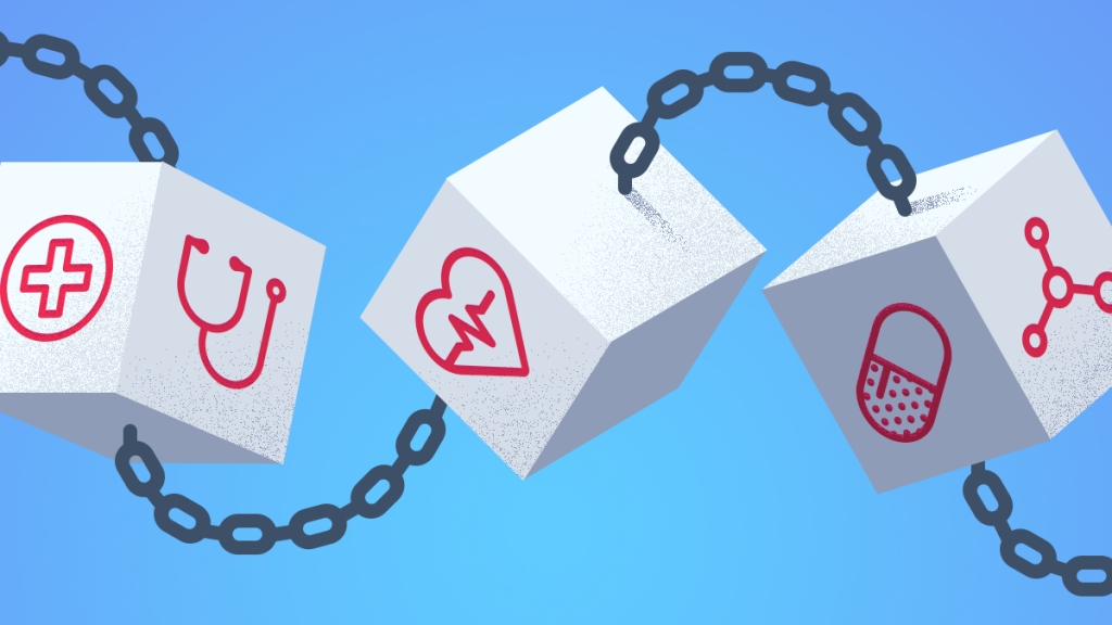 Sağlık sektörü için yeni Blockchain platformu