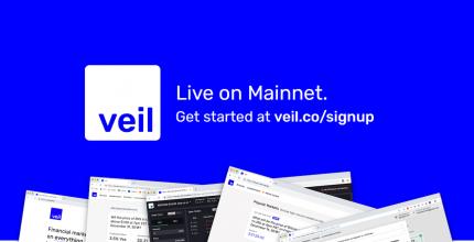 Veil, Ethereum Mainnet üzerinde devreye girdi