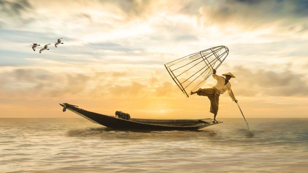 Denizde balık, teknolojide Blockchain