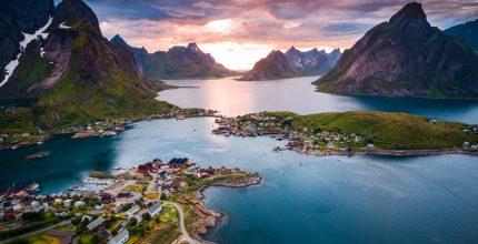 Norveç'in özerk şehri Liberstad kendi özel kripto parasını kullanacak