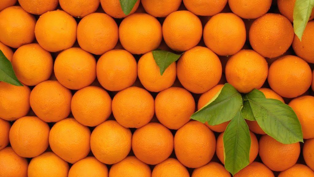 28 ton portakal ve Blockchain ilişkisi
