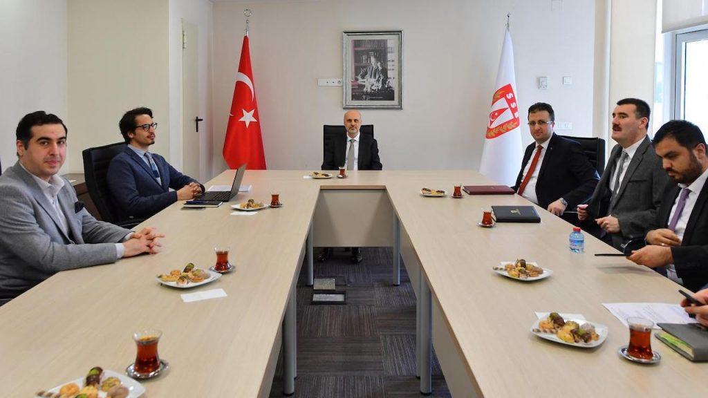 BCTR ile Savunma Sanayii Başkanlığı ve sektör lideri şirketler buluştu
