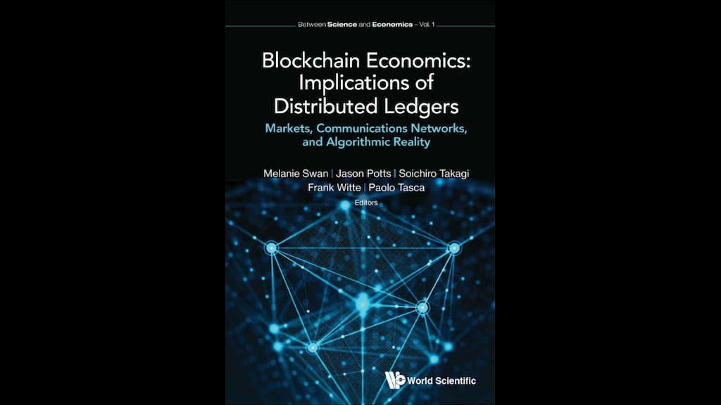 "Kitap Tavsiyesi: ""Blockchain Economics"""