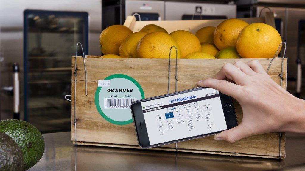 IBM'in Food Trust platformu gittikçe genişliyor