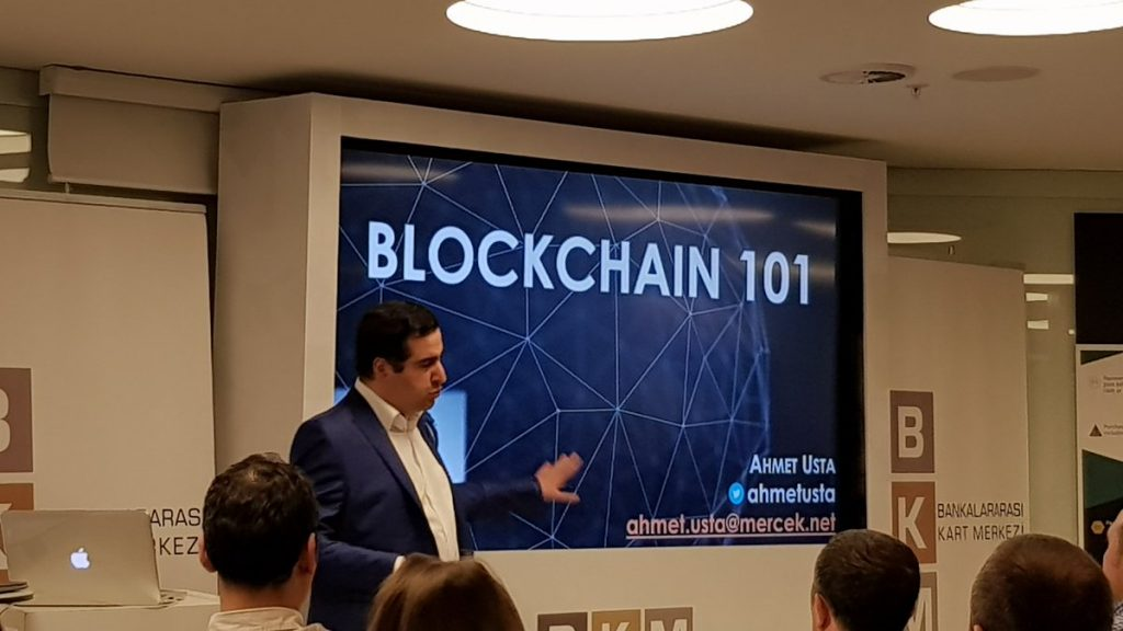 FinTech İstanbul'dan Blockchain 101 eğitimi