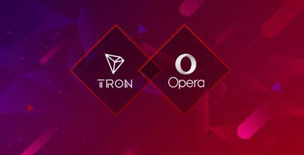 Opera, TRON desteği sunacak