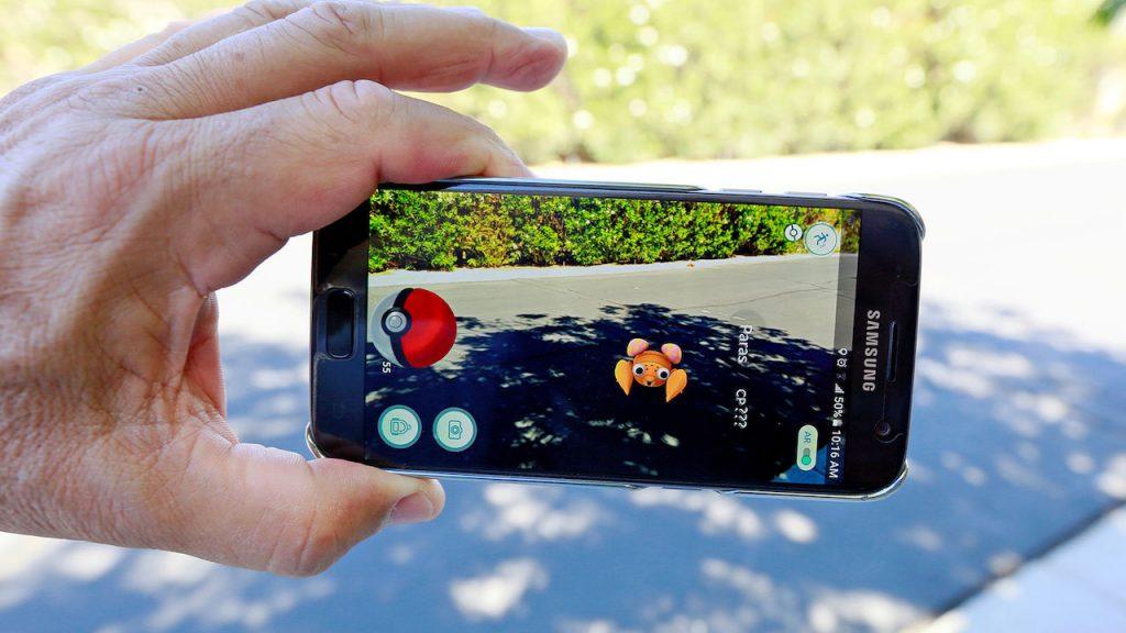 Blockchain ve artırılmış gerçeklik mobil oyunlarda buluşuyor