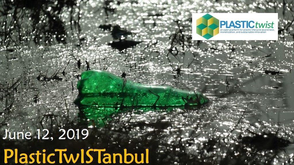 Çevre için uygulamalı blockchain etkinliği: PlasticTwISTanbul