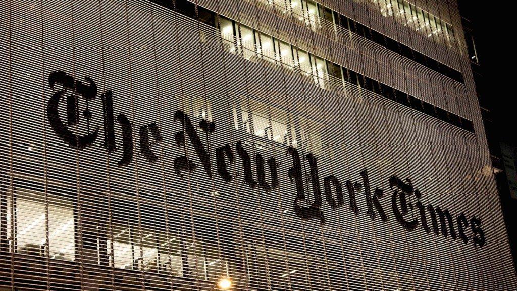 NYT sahte haberlerle mücadele için Hyperledger Fabric kullanacak