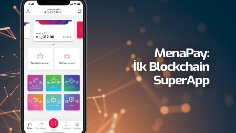 SuperApp MenaPay'in yeni fonksiyonu Influencer pazaryeri açıldı