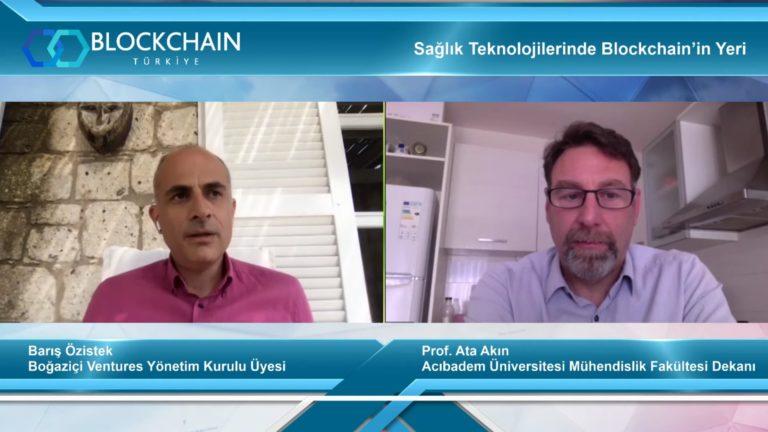 """BCTR Online Etkinlik: """"Sağlık Teknolojilerinde Blockchain'in Yeri"""""""